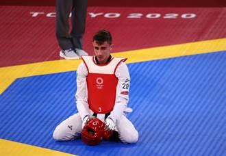 東奧》愛爾蘭跆拳國手遭小混混襲擊 渾身是血自曝慘況