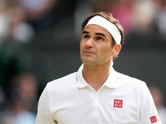 網球》費德勒宣布第3度開刀 回歸希望渺茫