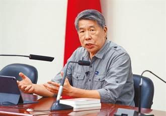 張亞中搬黨章:不是要求江主席「辭職」 而是「卸職」參選