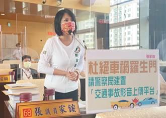 議員要求中市建立檢舉肇事獎勵金 陳子敬:全力支持並建立制度化