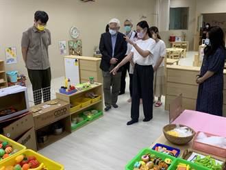 科技部啟用托育中心 預計招收50名學前幼兒