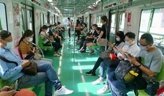 中捷旅客回流了 13日運量1萬2754人 創三級警戒以來新高