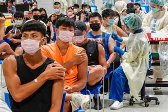 高端疫苗已有24萬人完成預約 確定下放至36歲施打