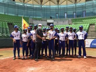 台中隊勇奪TOTO盃全國少棒賽亞軍 運動局恭賀創佳績