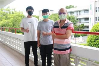 指考放榜 台南南光高中預估國立大學錄取率達56%
