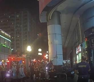 三重龍門路養護中心驚傳火警 幸無人傷亡