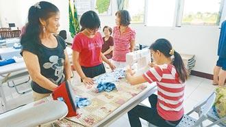 台南復育菁仔 林鳳社區推藍染課程