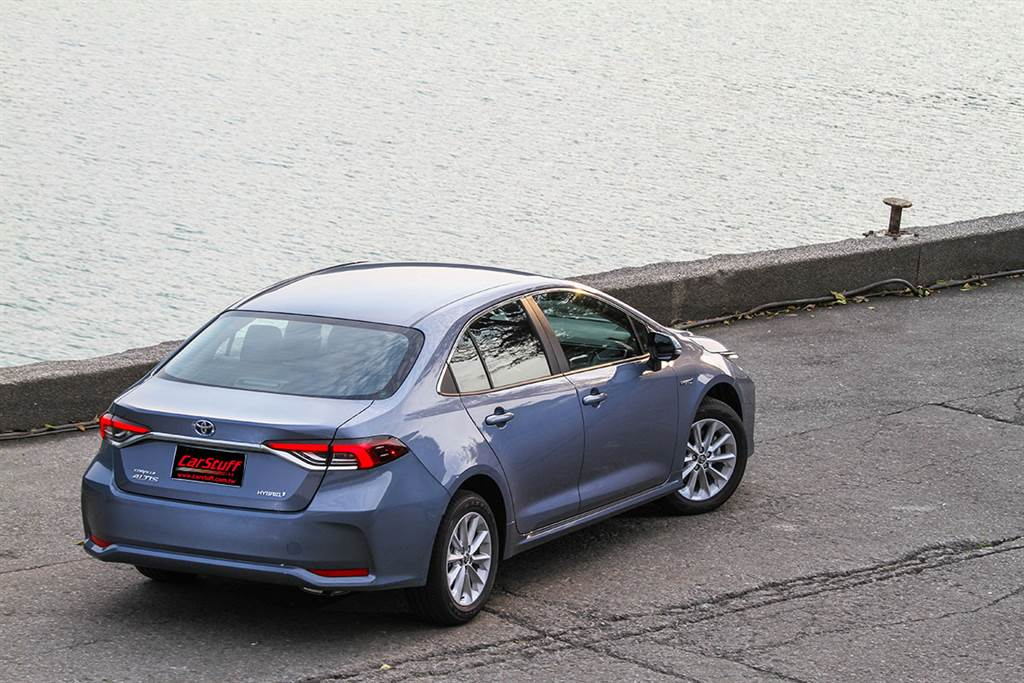 國產銷售雙王Corolla Cross/Altis將推新車型 最快9月登場(圖/CarStuff)