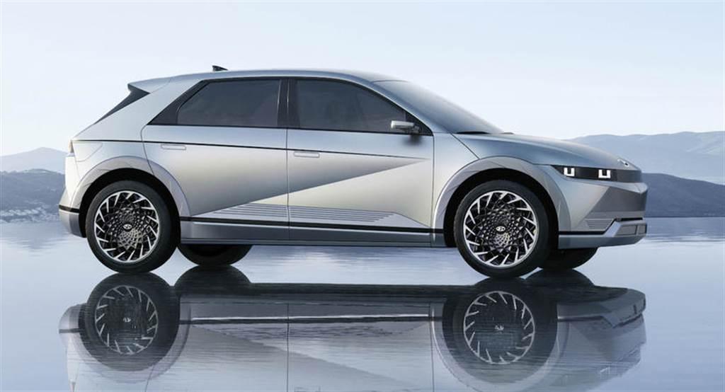 IONIQ 5 帶頭衝,現代汽車七月全球新能源車銷量再創新高(圖/DDCar)