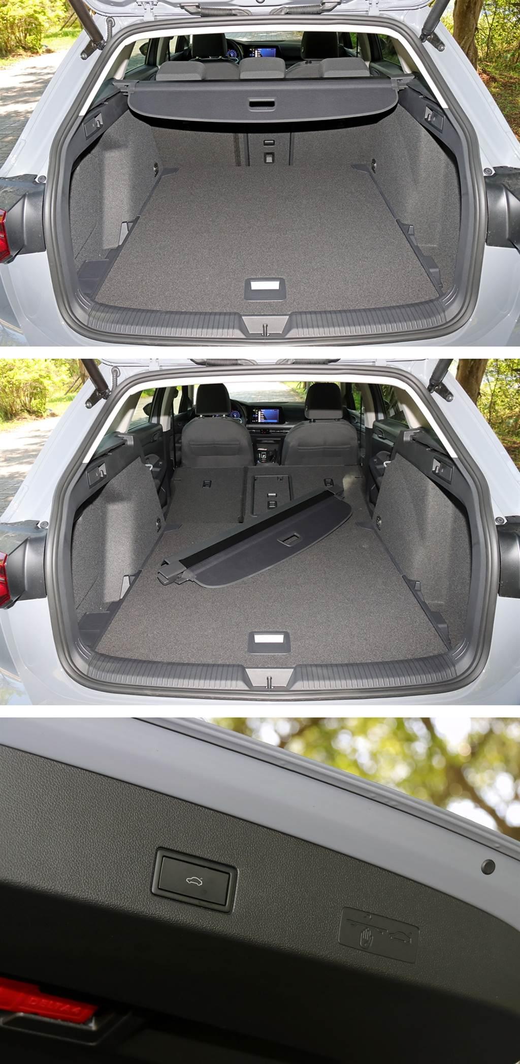 高品味國民旅行車 VW Golf 8 Variant試駕(圖/CarStuff)