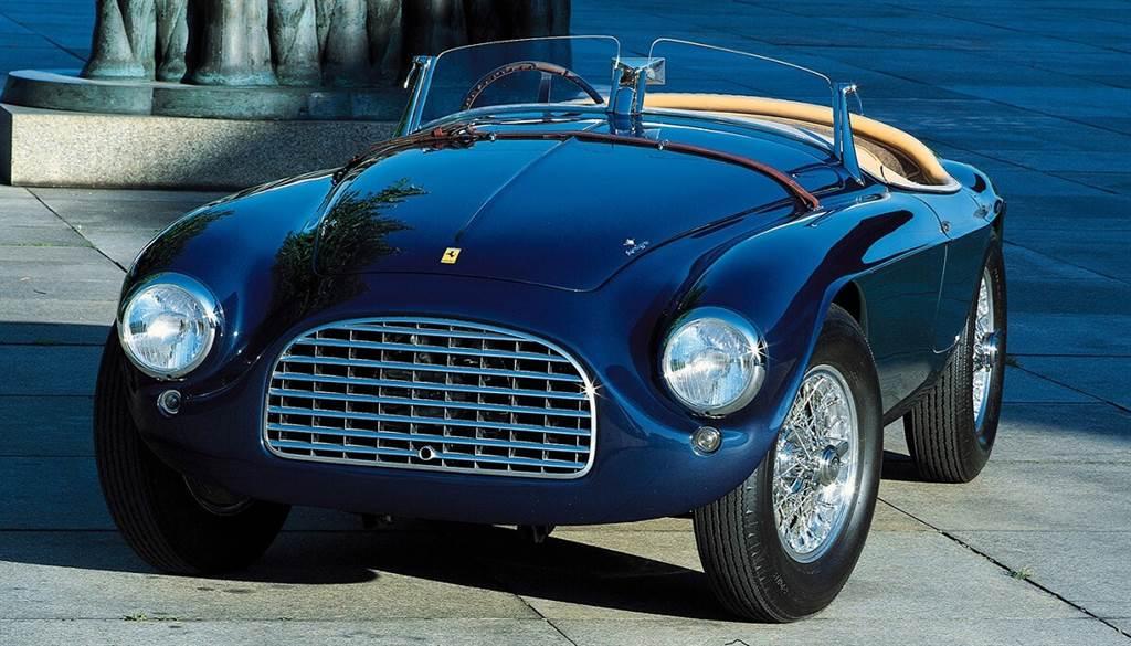 恩佐最開心的時刻就是,他的車有了突破性的成績,例如:1948年推出的166 MM。(圖/CarStuff)