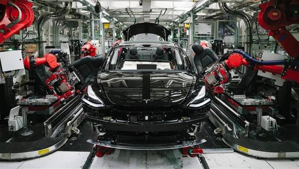 中國大陸製特斯拉Model Y出口歐洲 首批8千輛(圖/DDCar)