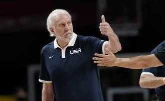 NBA》現役在位最老的教頭 帕波維奇領軍 史波斯查第二