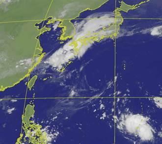 奧麥斯最快明成颱 台灣在射程範圍內 這2天2地區雨最大