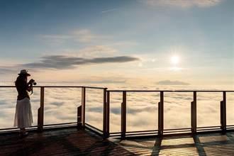 看雲海一點都不難!日本長野超強雲海聖地