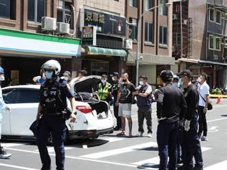 花蓮市區驚傳槍響 警方連開8槍制伏毒販