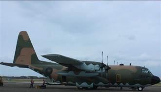 友邦海地強震 C-130運輸機待命執行人道救援