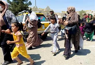 影》塔利班回來慘了 阿富汗少女拍影片哭到不行:我們將慢慢死去