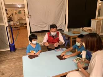 竹市親子館今起重新開放 學校防疫升級、1人確診全校停課14天