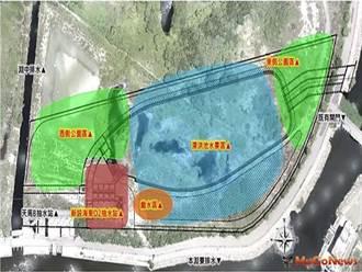啟動台南安南區海東D2抽水站 新建工程都計變更