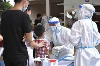 陸本土病例降至個位數 揚州展開第11次大規模檢測