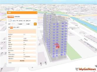 國土資訊系統-三維地籍建物整合建置計畫
