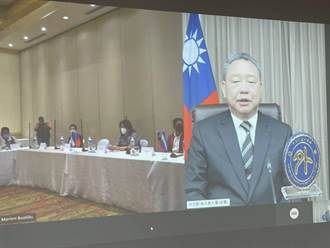 宏都拉斯媒體聯訪 外交部次長批中國把疫苗當政治工具