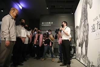視察故宮南院 蘇貞昌:建設「台灣雙故宮」 讓嘉義被世界看見