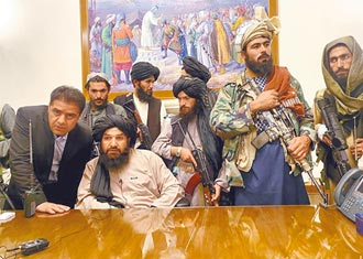 塔利班重返執政 美中延長賽