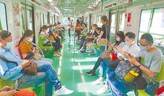 中捷旅客回流 8月平日運量破萬人