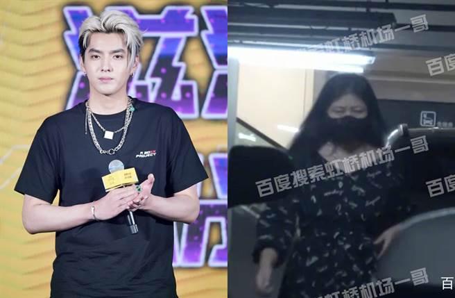 吳亦凡昨被通報涉嫌強姦罪批准逮捕。(圖/達志影像;翻攝自會火微博)