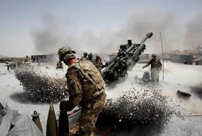 911恐怖攻擊事件導致美軍及聯軍進入阿富汗打反恐戰。(圖/路透社)