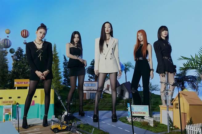 Red Velvet本月初迎來出道7週年。(愛貝克思提供)