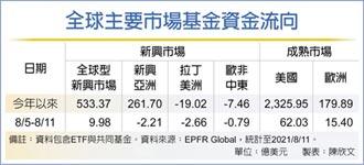 企業獲利強 歐美股票基金火熱