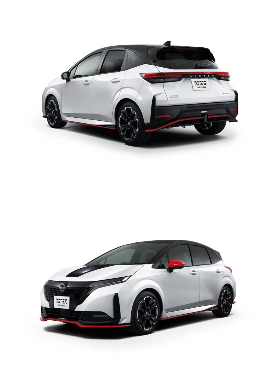 油電輕鋼砲!Nissan Note AURA Nismo日本亮相(圖/CarStuff)