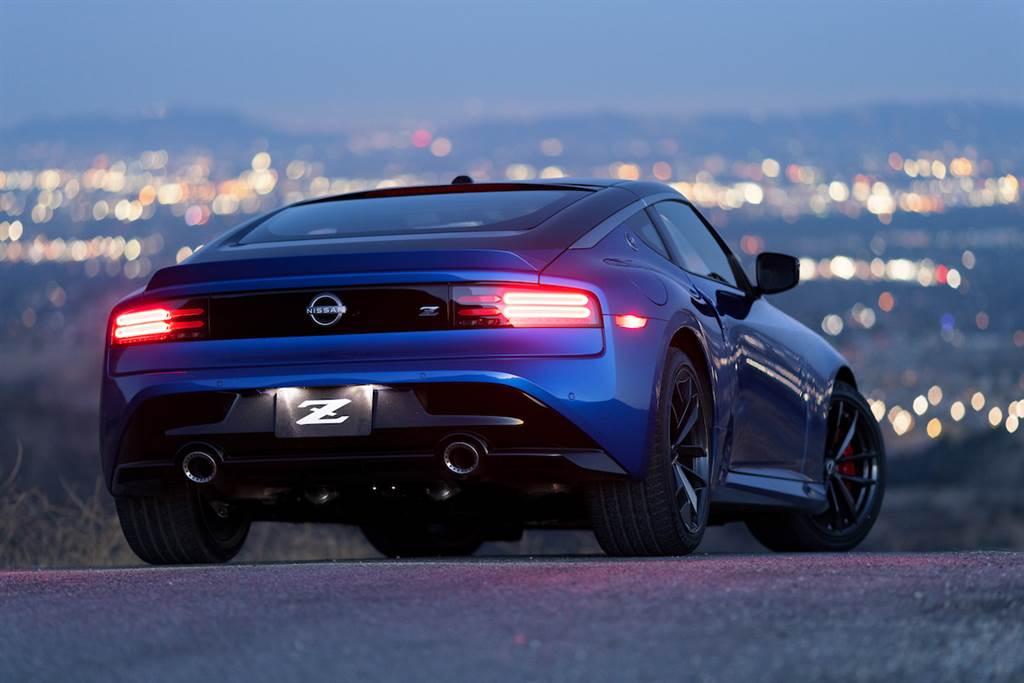 Nissan性能指標Z正式亮相 2022Q1上市(圖/CarStuff)