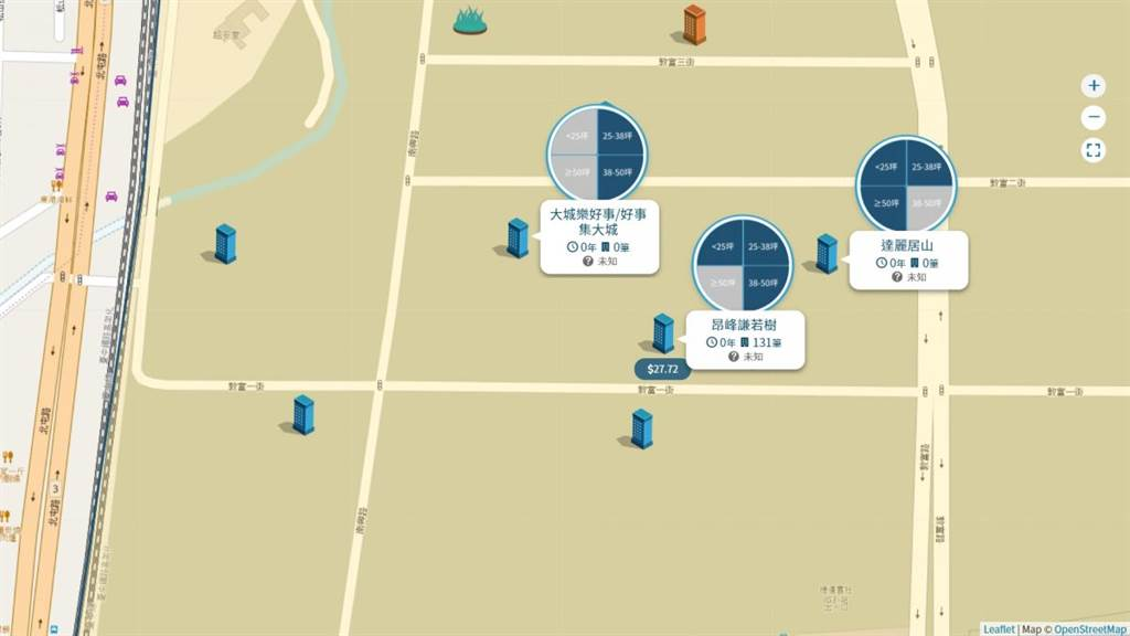 捷運機廠重劃區區域個案