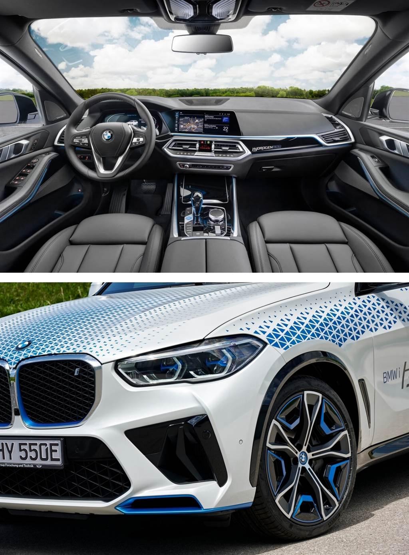 BMW將在IAA Mobility展示iX5 Hydrogen 並提供參觀者行駛體驗(圖/CarStuff)