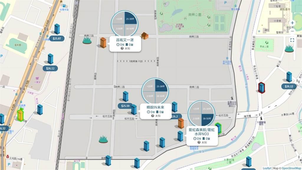 單元十二重劃區區域個案(圖/樂居LEJU)