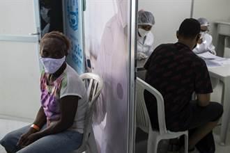 Delta變種病毒株肆虐里約熱內盧 病床幾全滿