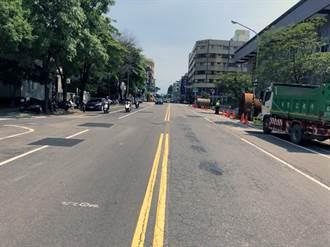 台南票選第一名爛路 將進行路平改善工程
