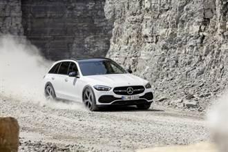 更全面的地形征服感,Mercedes-Benz C-Class All-Terrain 4MATIC 正式亮相