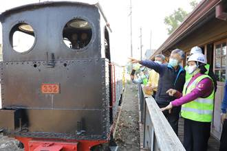 虎尾糖廠觀光列車復駛中央又跳票 張麗善:願當面向蘇院長簡報