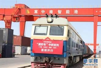 中國與立陶宛間中歐班列運輸中斷消息不實