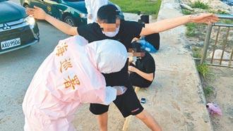 不想隔離14天 3台灣人偷渡回國
