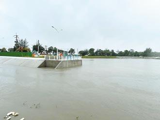 北港滯洪池 擬加開順向排水道