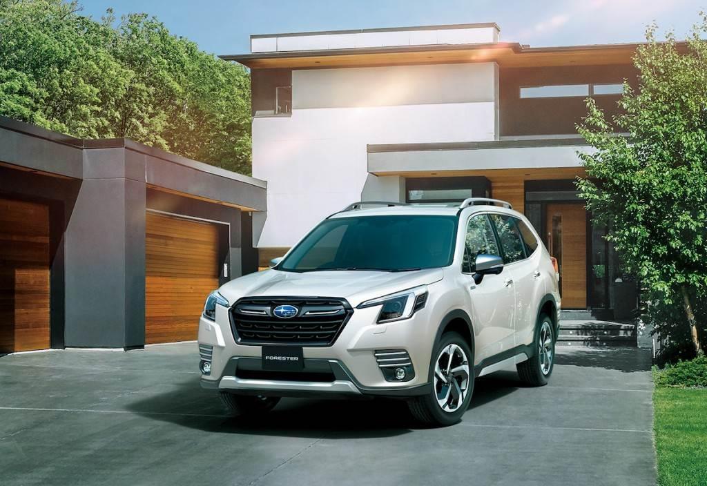 導入新世代EyeSight系統 Subaru Forester 在日本開賣小改款(圖/CarStuff)