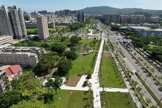 高雄防疫市政不停歇 綠廊道左營計畫完工 為新舊社區繁榮發展添新頁