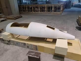 成大生自製首艘人力潛艇 將以亞洲代表身分赴英參賽