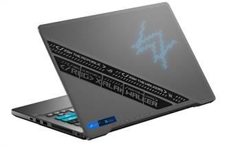 ROG Zephyrus G14 AW SE電競筆電開賣 外盒變身混音盒充滿趣味